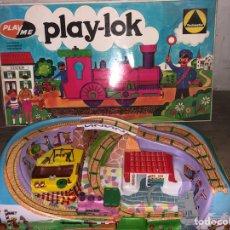 Juguetes antiguos: PLAY-LOK DE PLAYME 1960 IMPRESIONANTE. Lote 126876687