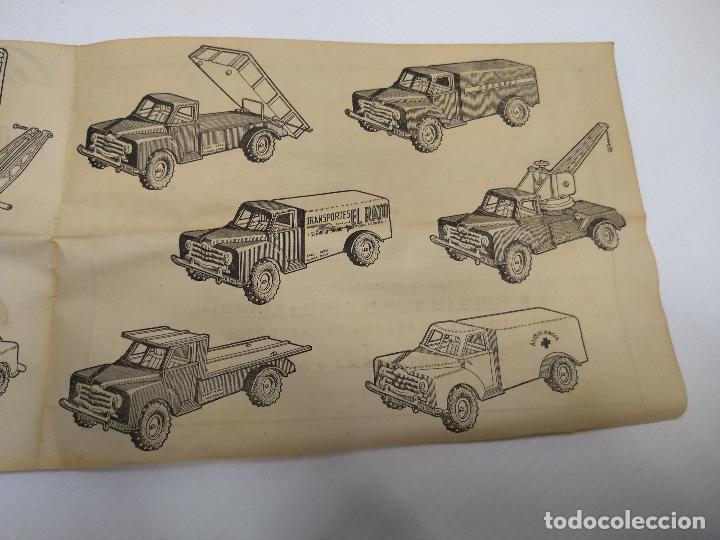 Altes Spielzeug: Convoy coche con dos remolques Circo Airgan - Foto 12 - 126913335