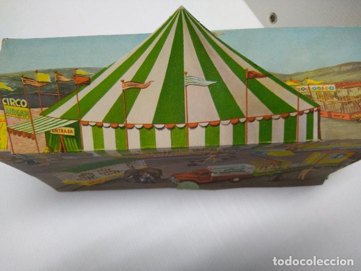 Altes Spielzeug: Convoy coche con dos remolques Circo Airgan - Foto 23 - 126913335