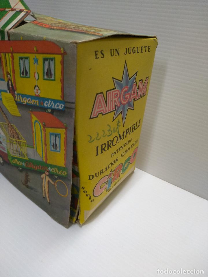 Altes Spielzeug: Convoy coche con dos remolques Circo Airgan - Foto 29 - 126913335