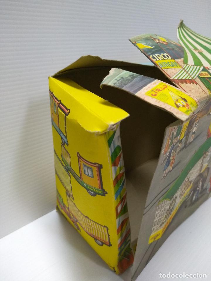 Altes Spielzeug: Convoy coche con dos remolques Circo Airgan - Foto 30 - 126913335