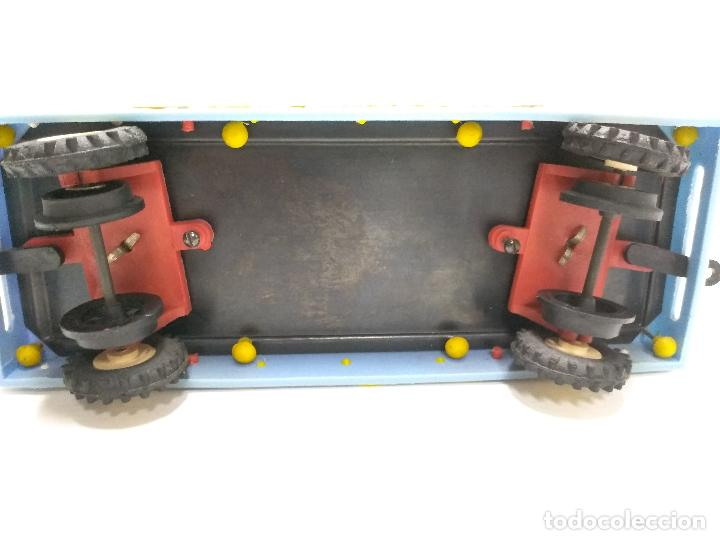 Altes Spielzeug: Convoy coche con dos remolques Circo Airgan - Foto 32 - 126913335