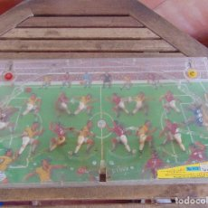 Juguetes antiguos: FUTBOLIN FUTBOL TIPO COPA DE EUROPA DE LA MARCA INOVAC RIMA PARA PIEZAS O RESTAURAR. Lote 126950239