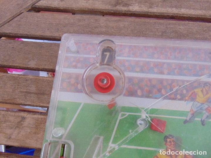 Juguetes antiguos: FUTBOLIN FUTBOL TIPO COPA DE EUROPA DE LA MARCA INOVAC RIMA PARA PIEZAS O RESTAURAR - Foto 4 - 126950239