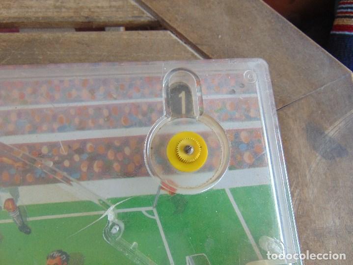 Juguetes antiguos: FUTBOLIN FUTBOL TIPO COPA DE EUROPA DE LA MARCA INOVAC RIMA PARA PIEZAS O RESTAURAR - Foto 12 - 126950239