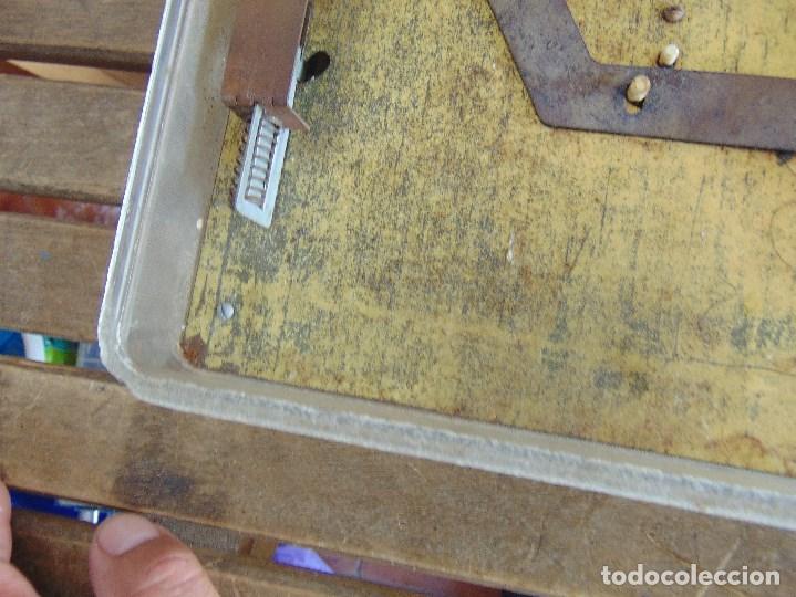 Juguetes antiguos: FUTBOLIN FUTBOL TIPO COPA DE EUROPA DE LA MARCA INOVAC RIMA PARA PIEZAS O RESTAURAR - Foto 19 - 126950239