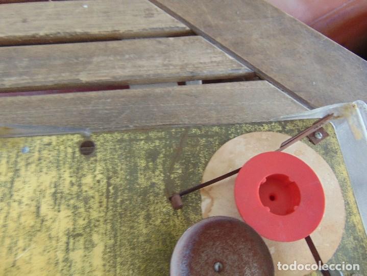 Juguetes antiguos: FUTBOLIN FUTBOL TIPO COPA DE EUROPA DE LA MARCA INOVAC RIMA PARA PIEZAS O RESTAURAR - Foto 24 - 126950239