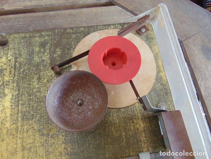 Juguetes antiguos: FUTBOLIN FUTBOL TIPO COPA DE EUROPA DE LA MARCA INOVAC RIMA PARA PIEZAS O RESTAURAR - Foto 25 - 126950239