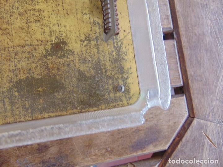 Juguetes antiguos: FUTBOLIN FUTBOL TIPO COPA DE EUROPA DE LA MARCA INOVAC RIMA PARA PIEZAS O RESTAURAR - Foto 27 - 126950239