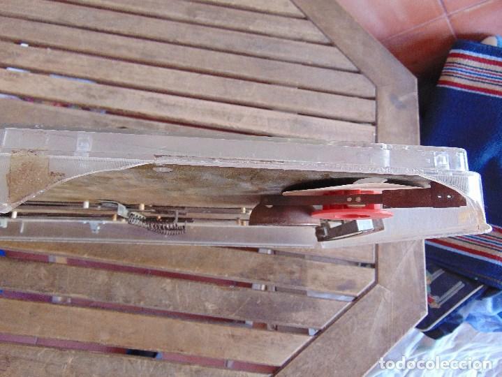 Juguetes antiguos: FUTBOLIN FUTBOL TIPO COPA DE EUROPA DE LA MARCA INOVAC RIMA PARA PIEZAS O RESTAURAR - Foto 29 - 126950239