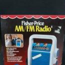 Juguetes antiguos: MÍTICA RADIO FISHER PRICE. Lote 128267887