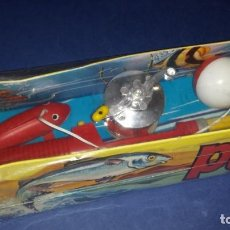 Juguetes antiguos: PESCA PIC DE RIMA . Lote 132097702