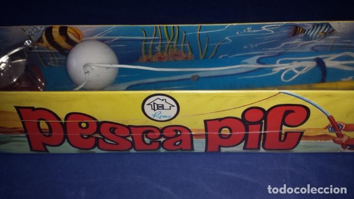 Juguetes antiguos: PESCA PIC DE RIMA - Foto 2 - 132097702