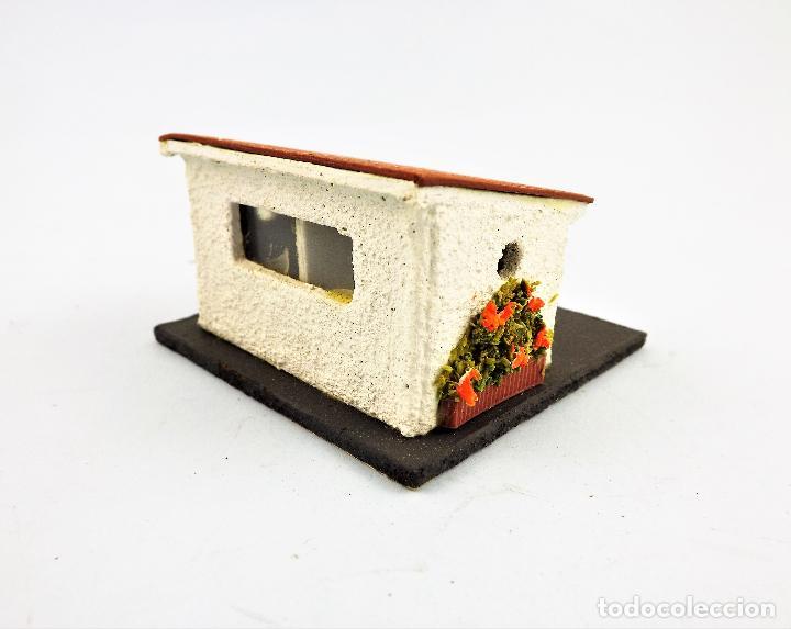 Juguetes antiguos: Protren Casa WC escala H0 - Foto 4 - 210941126
