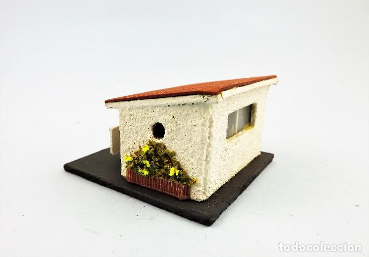 Juguetes antiguos: Protren Casa WC escala H0 - Foto 5 - 210941126