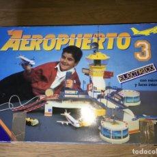 Juguetes antiguos: AEROPUERTO 3 DE RIMA. Lote 130335350