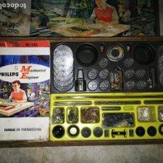 Juguetes antiguos: MECHANICAL ENGINEER. DE PHILIPS. DE STOCK DE TIENDA. AÑOS 60.. Lote 130573002