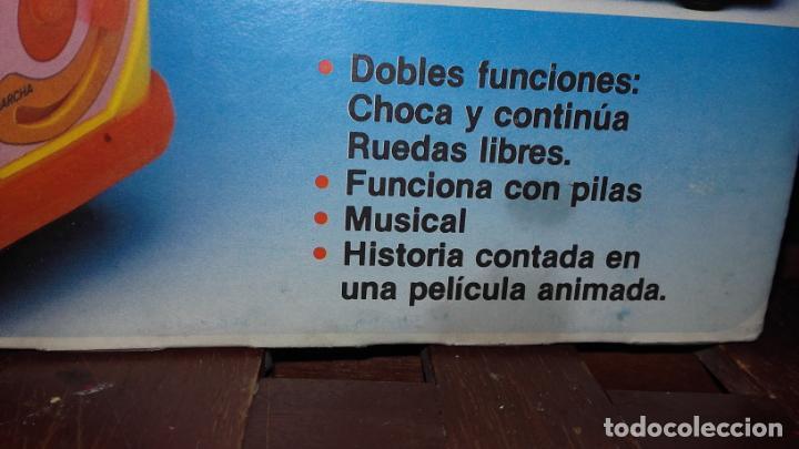 Juguetes antiguos: RIMA AUTOBUS CINEMA MUSICAL , JUGUETES RIMA, JUGUETE ANTIGUO - Foto 3 - 131367862