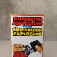Juguetes antiguos: BOMBITAS LAS MIL CARAS DEL AGENTE SECRETO DE AIRGAM . Lote 132521734
