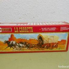 Juguetes antiguos: LA CARRETA DE COMANSI . Lote 133166658