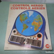 Juguetes antiguos: CONTROL AEREO CONGOST . Lote 133387286