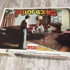 Juguetes antiguos: JUEGO PILOT GOING NOVOLINEA. Lote 133630526