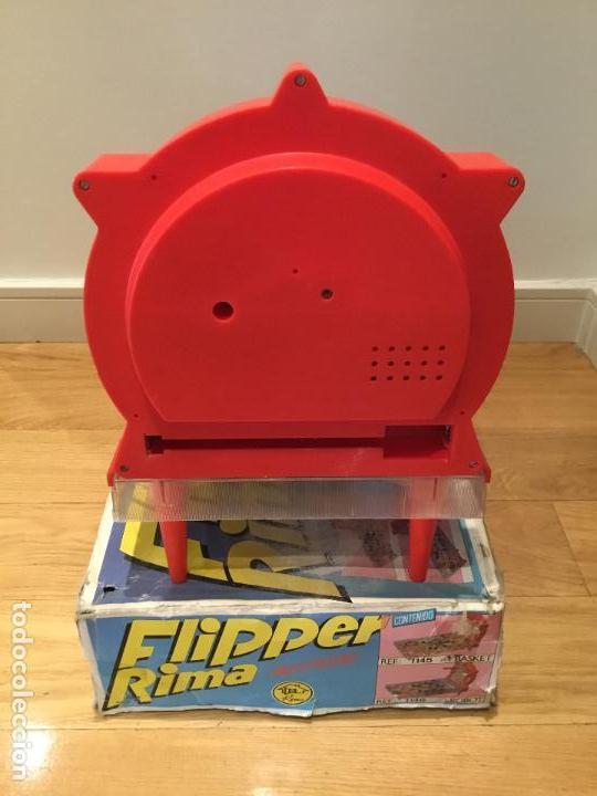 Juguetes antiguos: Flipper Rima - Foto 4 - 133634446