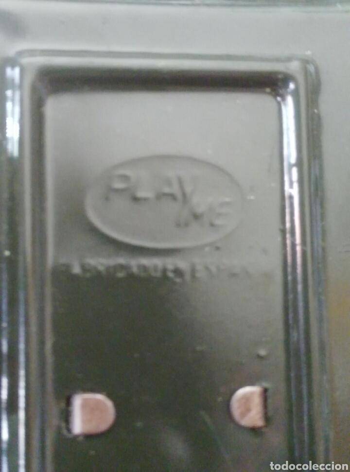 Juguetes antiguos: PLAYME-TANQUE A CUERDA-FABRICADO EN ESPAÑA-AÑOS 70. - Foto 7 - 135302639