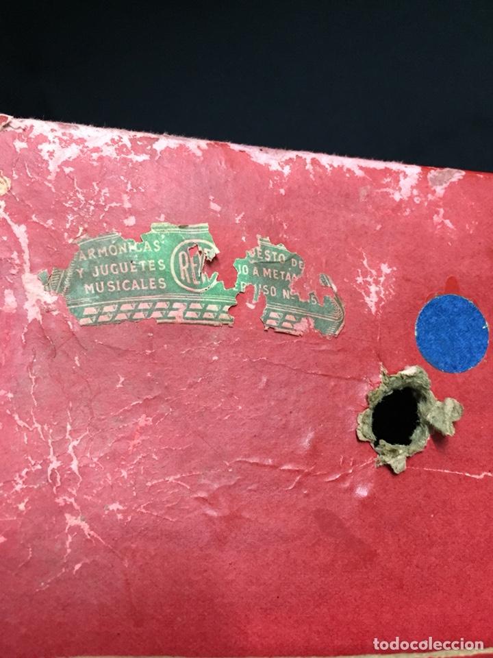 Juguetes antiguos: Antigua caja musical Reig, Nacimiento, belén y reyes magos. Años 40. Ibi, Alicante. Juguete antiguo - Foto 15 - 135950441