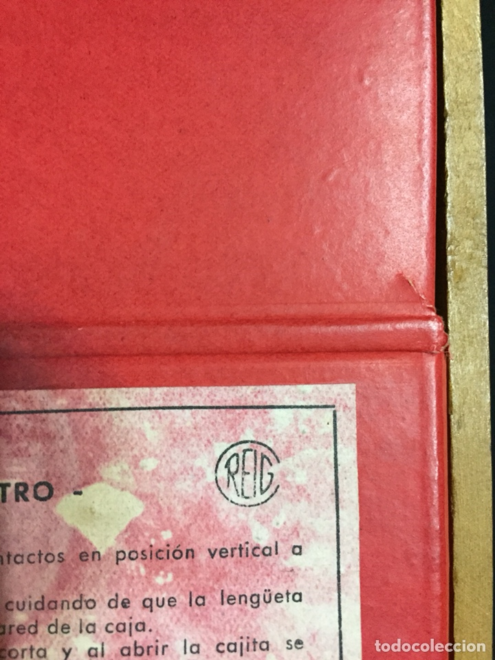 Juguetes antiguos: Antigua caja musical Reig, Nacimiento, belén y reyes magos. Años 40. Ibi, Alicante. Juguete antiguo - Foto 17 - 135950441