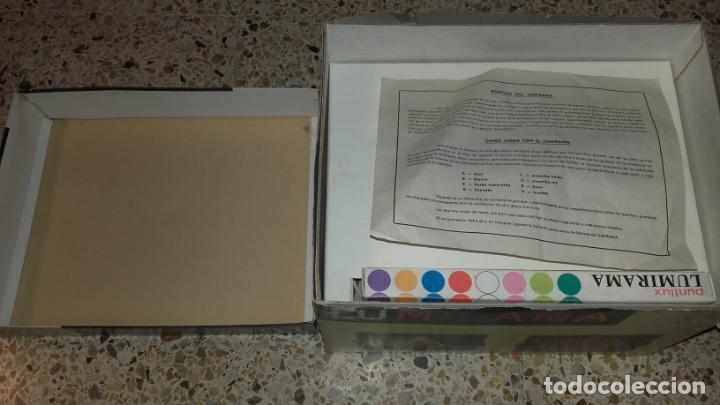 Juguetes antiguos: LUMIRAMA DE MADEL REF. 214, JUGUETE ANTIGUO , LUMIRAMA - Foto 4 - 136069074