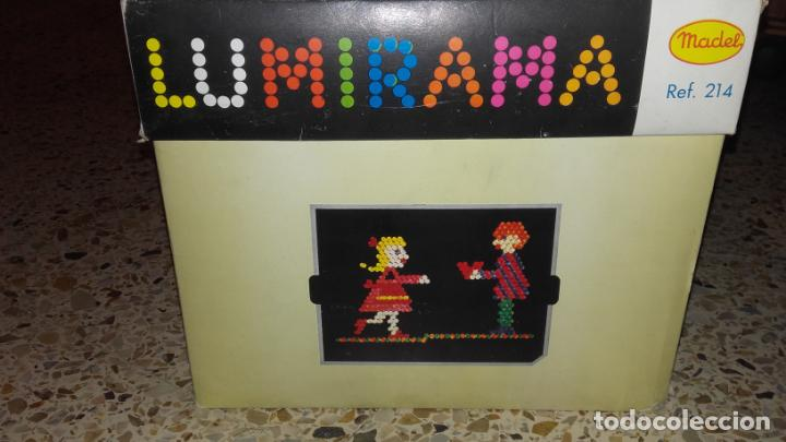 Juguetes antiguos: LUMIRAMA DE MADEL REF. 214, JUGUETE ANTIGUO , LUMIRAMA - Foto 10 - 136069074
