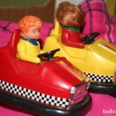 Juguetes antiguos - antiguos coches de choque bg BERNABEU GISBERT - 136807198