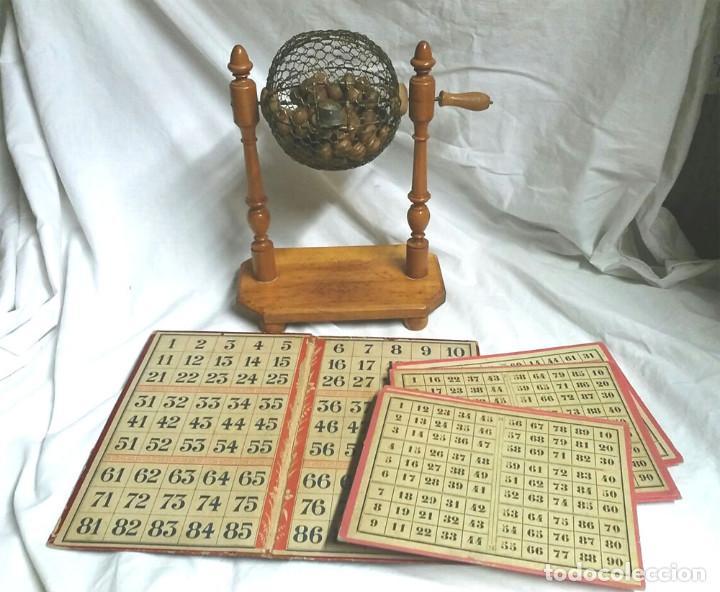 De Bingo X 17 Cm Madera OrigenMed37 En Caja 20Completo 33 Años wlPXOZiTku