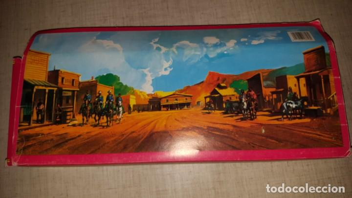 Juguetes antiguos: CARAVANA DEL OESTE DE COMANSI - Foto 4 - 137232674