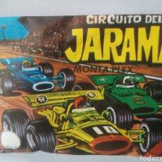 Juguetes antiguos: MONTA PLEX CIRCUITO DE JARAMA. Lote 137499378