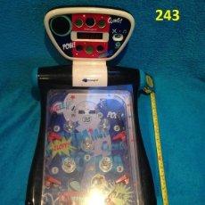 Juguetes antiguos: JUGUETE PIMBALL. Lote 137801502
