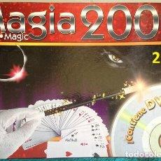 Juguetes antiguos: JUEGO MAGIA 2000. Lote 137803642