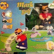 Juguetes antiguos: JUEGO MARK MASTER GOLF. Lote 137804002