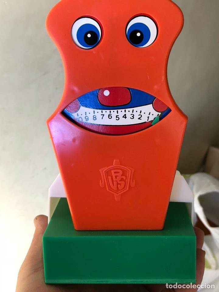 Juguetes antiguos: Báscula de juguete nueva, en su caja, bernabeu gisbert - Foto 3 - 137816124