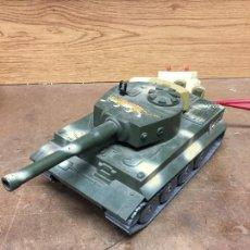 Brinquedos antigos: TANQUE CLIM TIGRE 1. Lote 139244402