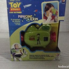 Juguetes antiguos: MINI CINE EXIN TOY STORY. Lote 139326406