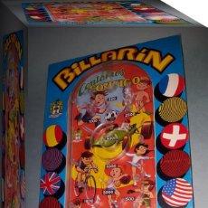 Juguetes antiguos: BILLARIN FLIPPER PIN BALL DE JUGUETES PIQUE CONTAMOS CONTIGO. Lote 139443566