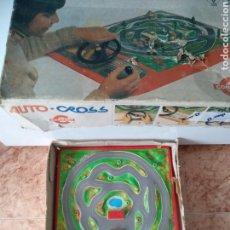 Juguetes antiguos - AUTOCROSS DE CONGOST, PRIMERA GENERACIÓN 1975 - 139724833
