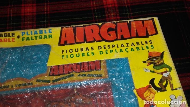 Juguetes antiguos: AIRGAM TEATRO GRANDE AIRGAM COMPLETO, CUENTOS TEATRO AIRGAM, JUGUETE ANTIGUO, TEATRO ANTIGUO - Foto 4 - 140470198