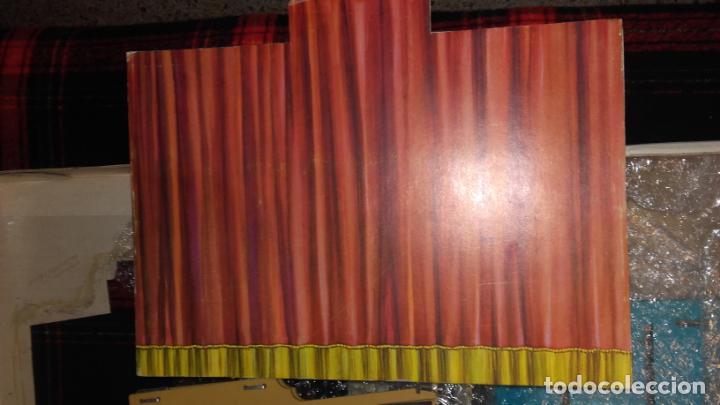 Juguetes antiguos: AIRGAM TEATRO GRANDE AIRGAM COMPLETO, CUENTOS TEATRO AIRGAM, JUGUETE ANTIGUO, TEATRO ANTIGUO - Foto 10 - 140470198