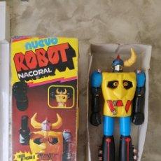 Juguetes antiguos: ROBOT JUMBO AÑOS 70 DE LA SERIE MAZINGER Z DE NACORAL. Lote 140592150