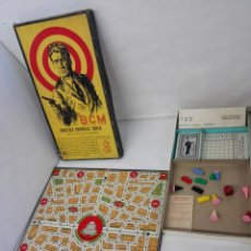 Juguetes antiguos: JUEGO DE MESA BRIGADA CRIMINAL MOVIL. JUEGO CRONE, AÑOS 50.. Lote 175045553