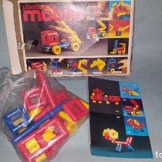 Juguetes antiguos: PLASTICANT MOBILO JUEGO DE CONSTRUCCION MECANO. Lote 141274294