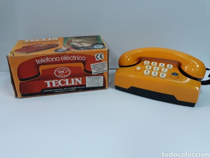 TELÉFONO RIMA TECLIN (Juguetes - Marcas Clasicas - Otras Marcas)